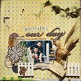 「BROTHERS / our day」