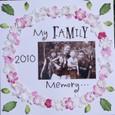 2010 My FAMILY Memory ・・・