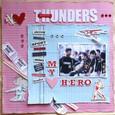 BANGKOK THUNDERS・・・MY HERO
