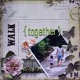 WALK {together}