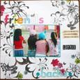 best of friends/Little backs
