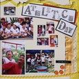 「ATHLETICS DAY」